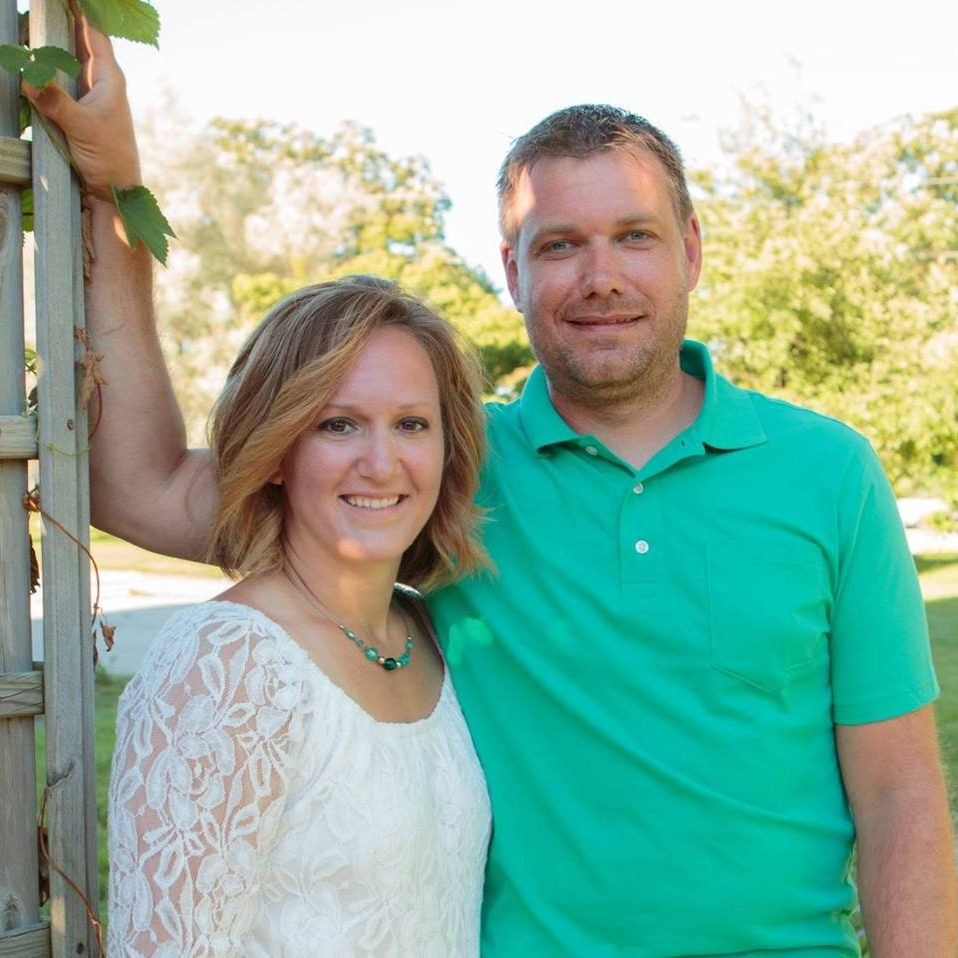 Dave & Samantha Hardy - Owners